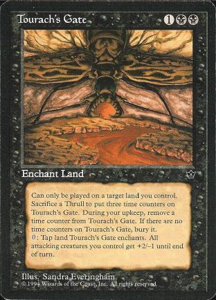 Tourach's Gate