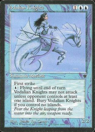Vodalian Knights