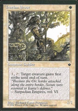 Icatian Scout (3)