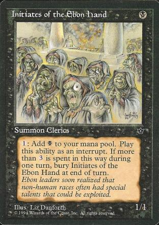Initiates of the Ebon Hand (1)