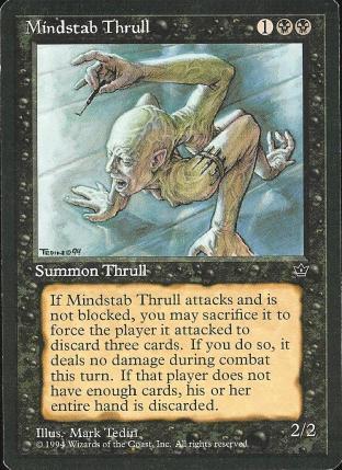 Mindstab Thrull (3)