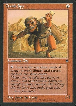 Orcish Spy (2)
