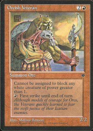 Orcish Veteran (1)