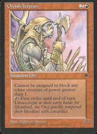 Orcish Veteran (3)