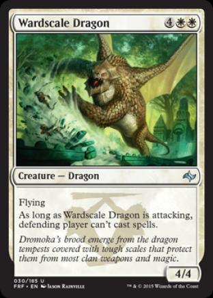 Wardscale Dragon