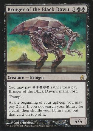 Bringer of the Black Dawn