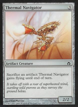 Thermal Navigator