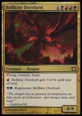 Hellkite Overlord