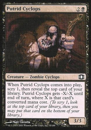 Putrid Cyclops