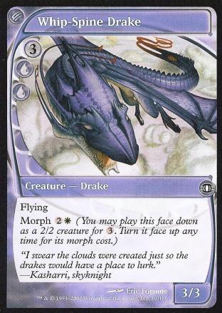 Whip-Spine Drake
