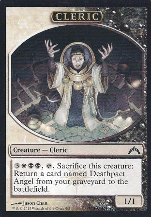 Cleric (Deathpact Angel Token)