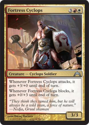 Fortress Cyclops