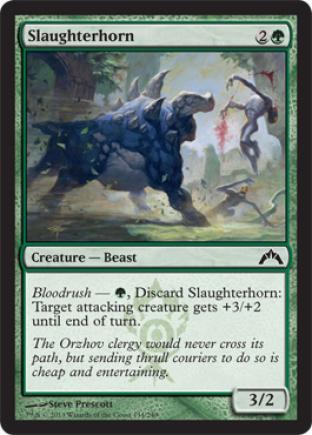 Slaughterhorn