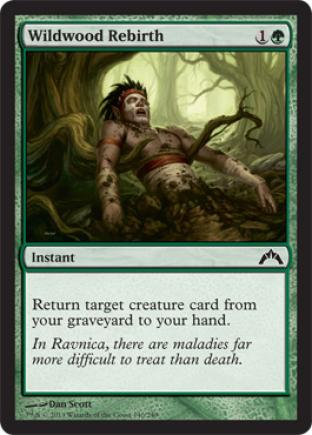 Wildwood Rebirth