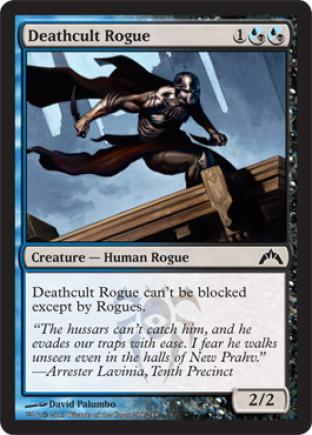 Deathcult Rogue (2)