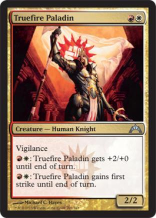 Truefire Paladin (2)