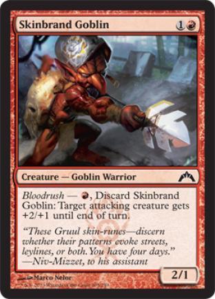 Skinbrand Goblin (2)