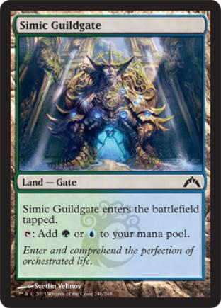 Simic Guildgate (2)