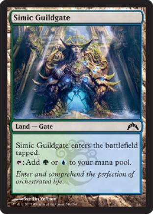 Simic Guildgate (2)