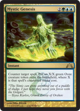 Mystic Genesis (2)
