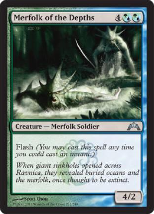 Merfolk of the Depths (2)