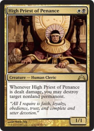 High Priest of Penance (2)