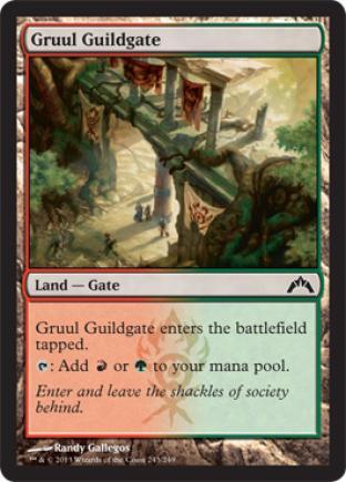 Gruul Guildgate (2)