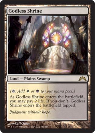 Godless Shrine (2)