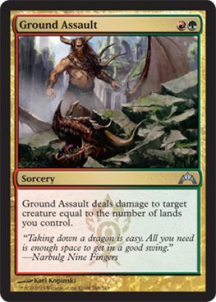 Ground Assault (2)