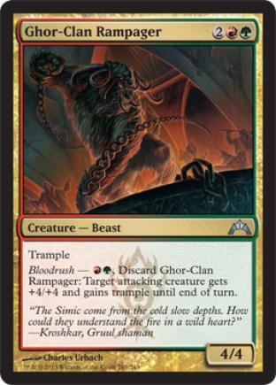 Ghor-Clan Rampager (2)