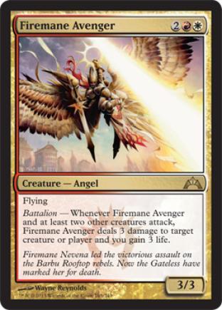 Firemane Avenger (2)