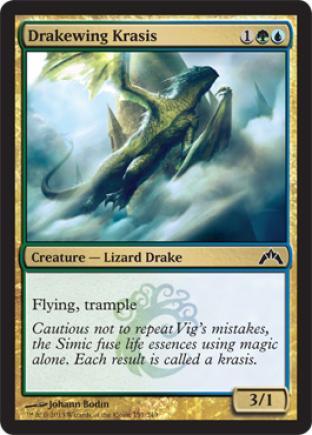 Drakewing Krasis (2)
