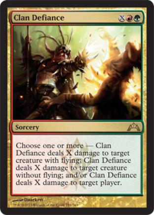 Clan Defiance (2)