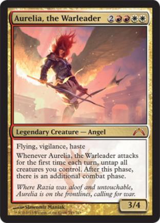 Aurelia, the Warleader (2)