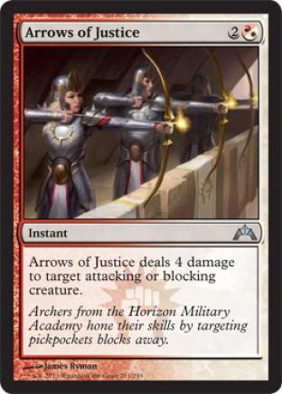 Arrows of Justice (2)