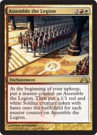Assemble the Legion (2)