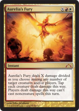 Aurelia's Fury (2)