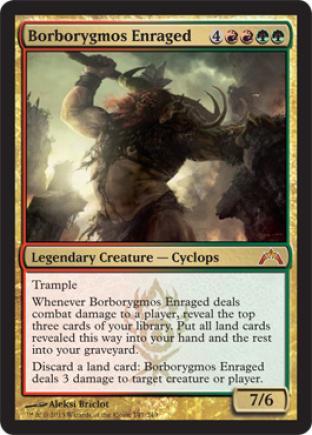 Borborygmos Enraged (2)