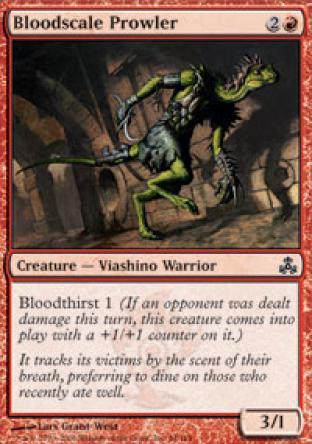 Bloodscale Prowler