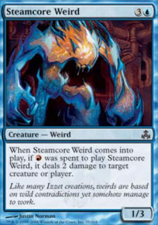 Steamcore Weird