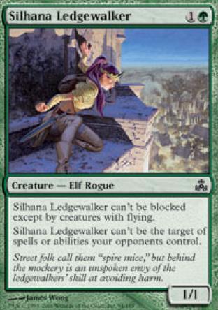 Silhana Ledgewalker