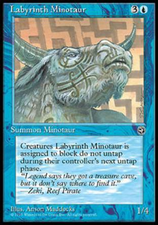 Labyrinth Minotaur (1)