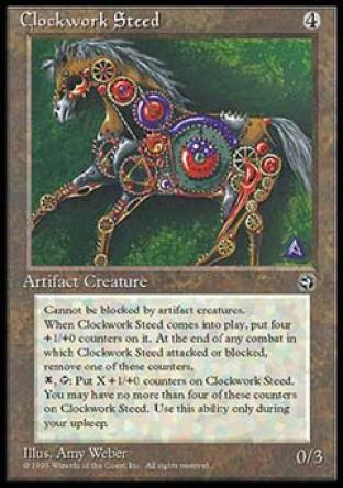 Clockwork Steed