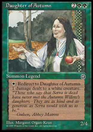 Daughter of Autumn