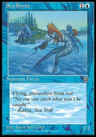 Sea Sprite