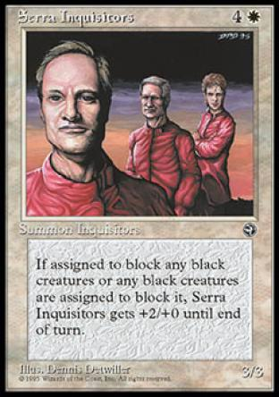 Serra Inquisitors