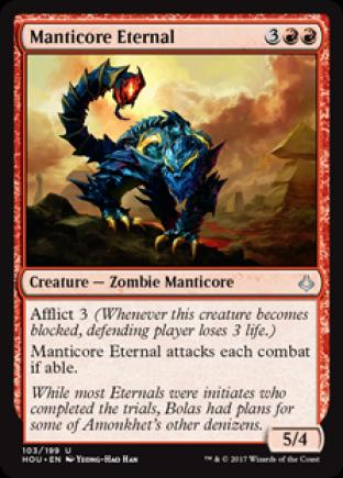Manticore Eternal