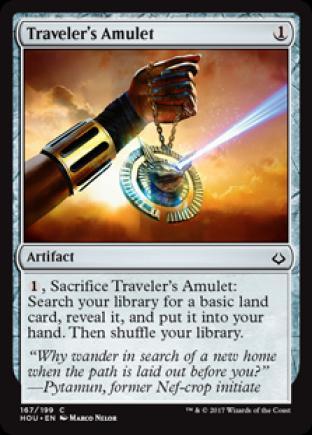 Traveler's Amulet