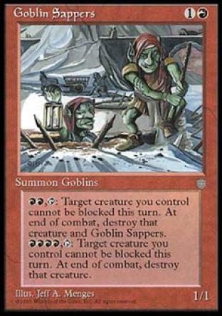 Goblin Sappers
