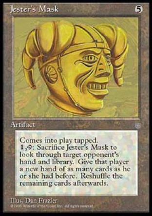 Jester's Mask